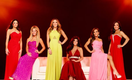 The Real Housewives of New Jersey New Season 6 Cast Photo