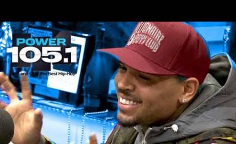 Chris Brown Talks Tyga, Kylie Jenner