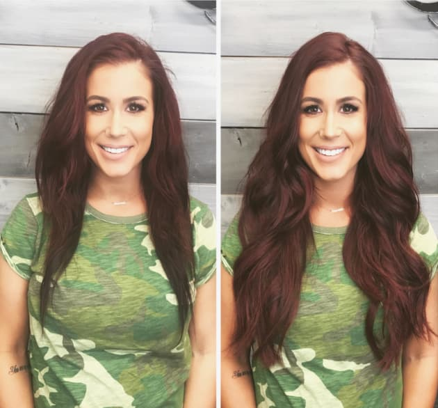 Chelsea Houska Hair Extensions The Hollywood Gossip
