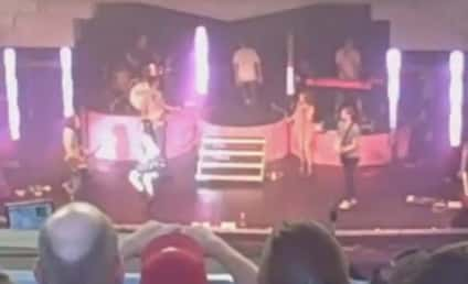 Miranda Cosgrove Breaks Ankle in Tour Bus Accident