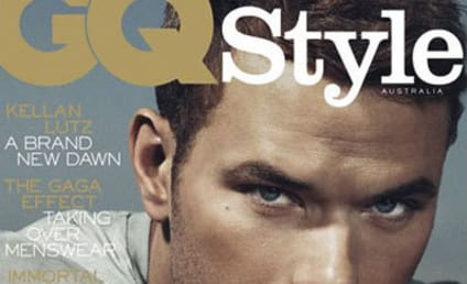 Kellan Lutz in GQ Australia: Hot Day, Mate!