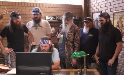 Duck Dynasty: It's (Almost) Over!