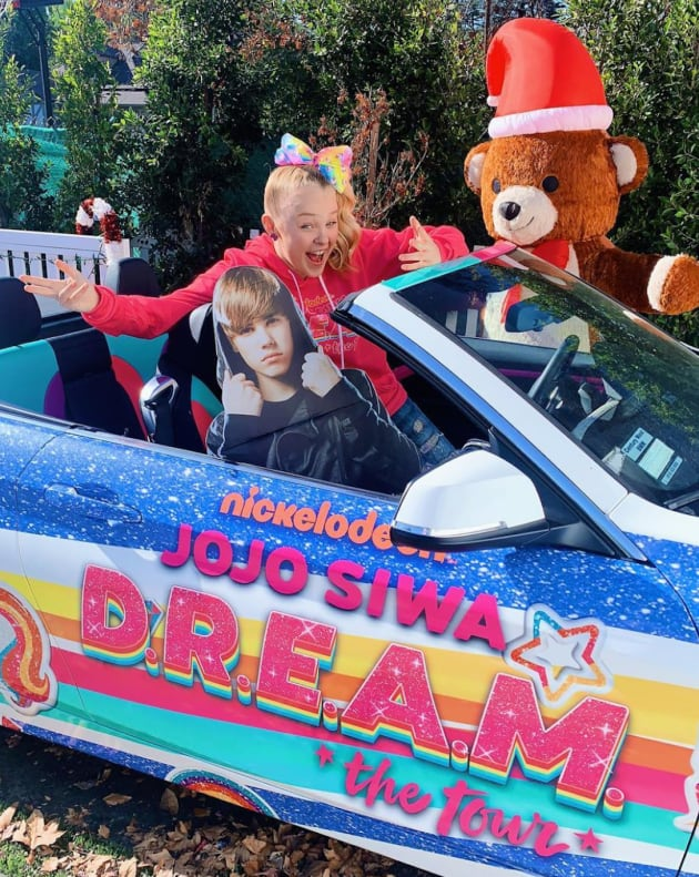 Justin Bieber Apologizes For Mocking Jojo Siwa S Car