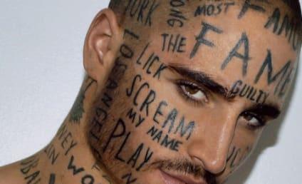 Vin Los, Aspiring Male Model, Has Tattoos EVERYWHERE