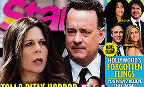 Tom Hanks, Rita Wilson and Chet Haze