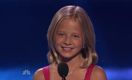 Jackie Evancho on AGT