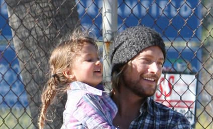 Gabriel Aubry is Ready to be a Father
