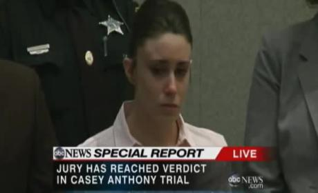 Casey Anthony Verdict