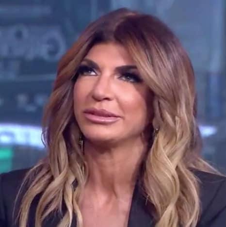 Teresa Giudice on GMA