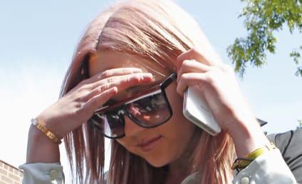 Amanda Bynes Pleads Not Guilty, Locks Herself in the Bathroom