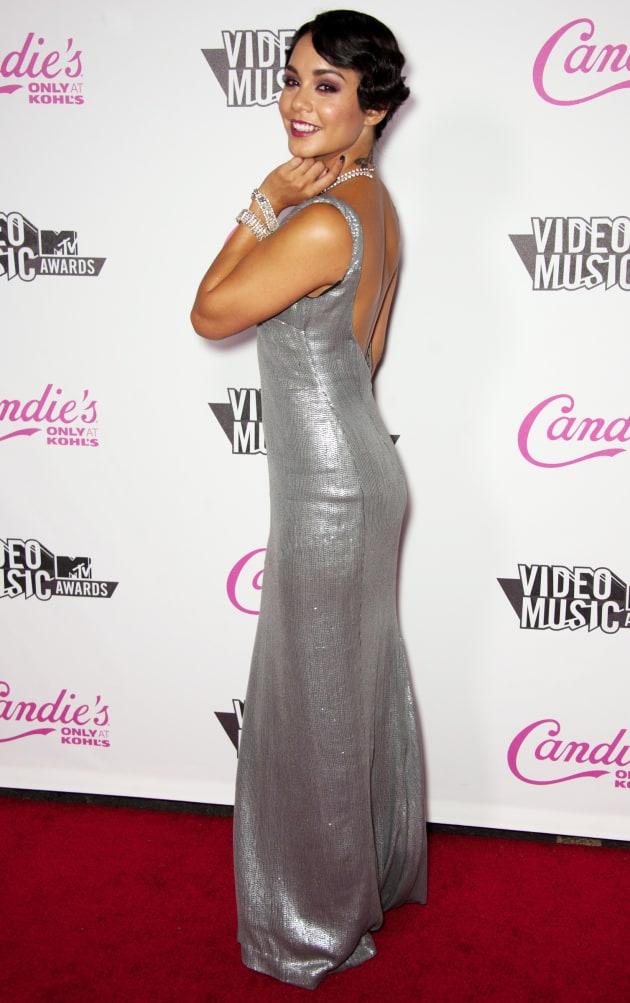 Vanessa Hudgens Red Carpet Pic