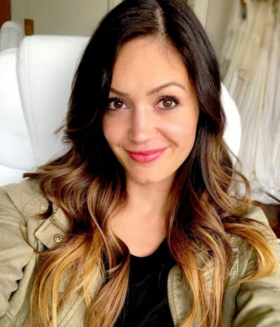 Desiree Hartsock Talks Bridal Designs