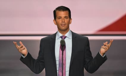 Donald Trump Jr.: My Dad is a Pig Just Like You!
