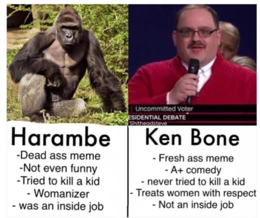 Sexy Ken Bone Costume Sells Out; Legend of #TheBoneZone Continues ...