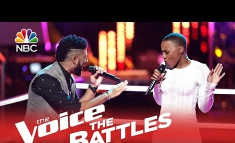 Mark Hood vs. Celeste Betton (The Voice Battle Round)