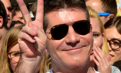 Simon Cowell to Louis Tomlinson: Man Up!