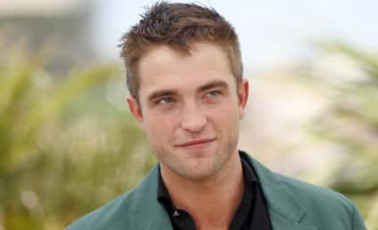 Robert Pattinson on Katy Perry: So F--king Hot!