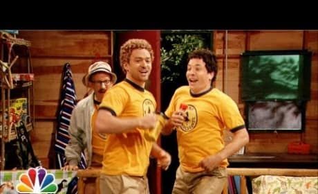 Justin Timberlake + Jimmy Fallon = LOL