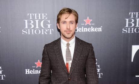 "Ryan Gosling: ""The Big Short"" New York Premiere"