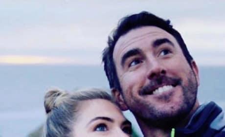 Kate Upton and Justin Verlander, Selfie