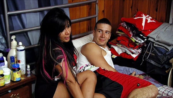Snooki and Vinny Picture
