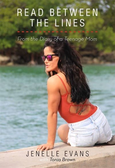 Jenelle Evans Book Cover