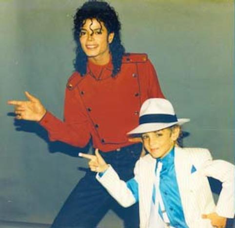 Wade Robson, Michael Jackson