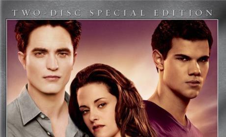 Breaking Dawn DVD Cover
