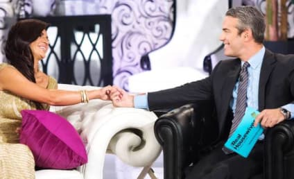Andy Cohen on The Real Housewives of New Jersey: The Show Must Go On!