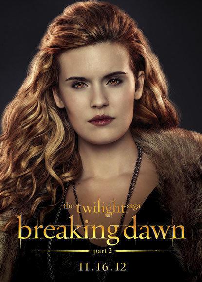 Maggie Grace Breaking Dawn Part 2 Poster