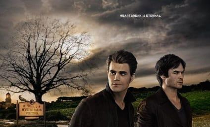 The Vampire Diaries Poster: So Long, Mystic Falls?