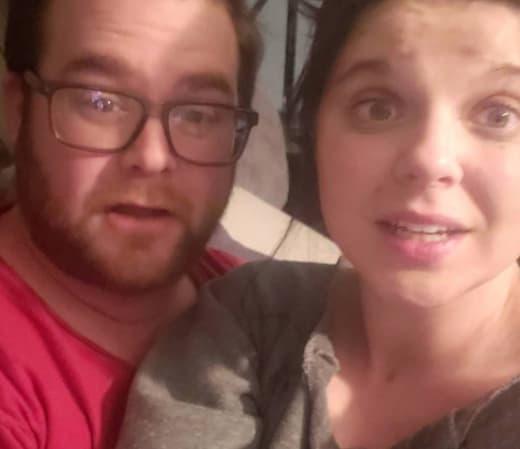 Dillon King and Wife Amy Duggar