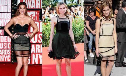 Celebrity Fashion Face-Off: Whitney Port vs. Diane Kruger vs. Emma Watson