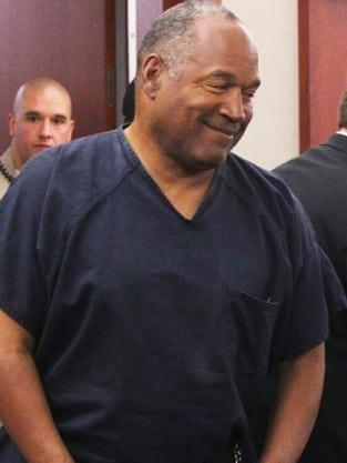 O.J. Simpson Fat