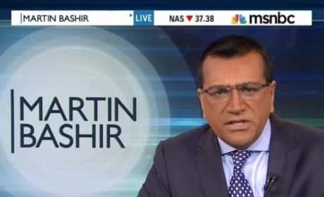 Martin Bashir Resigns From MSNBC