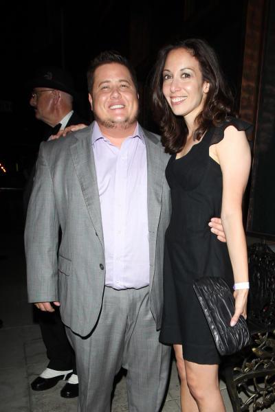 Chaz Bono and Jennifer Ella