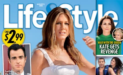 Jennifer Aniston: Dumped on Her Wedding Day!!
