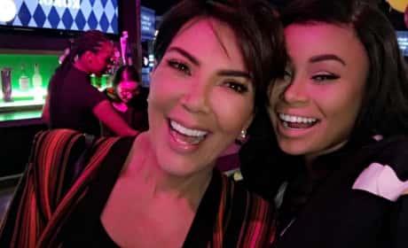 Blac Chyna Celebrates Khloe Kardashian's Birthday, But Where Is Caitlyn Jenner?