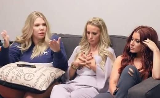 Kailyn, Leah, Chelsea