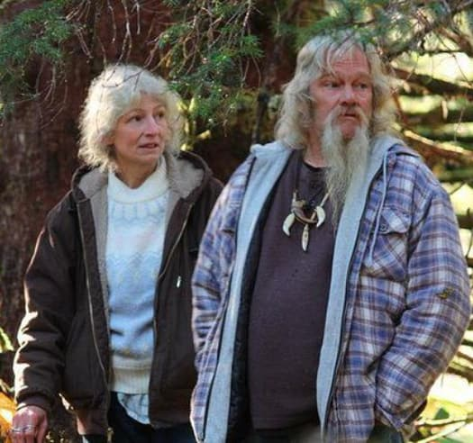 Ami Brown and Billy Brown in Alaska