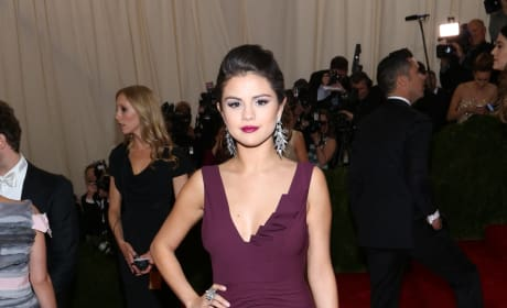 Selena Gomez at the MET Gala