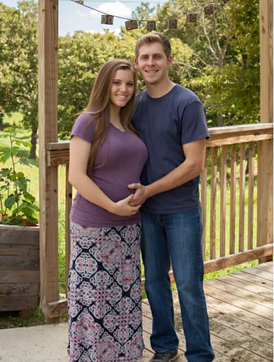 Joy-Anna Duggar Pregnancy Photo