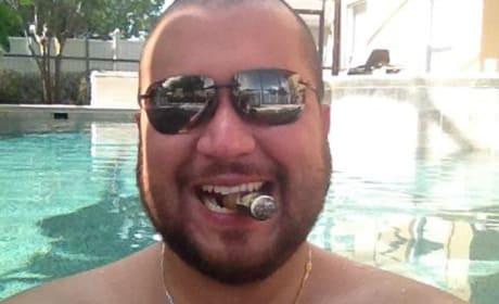 George Zimmerman Selfie