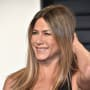 Jennifer Aniston at Vanity Fair Party