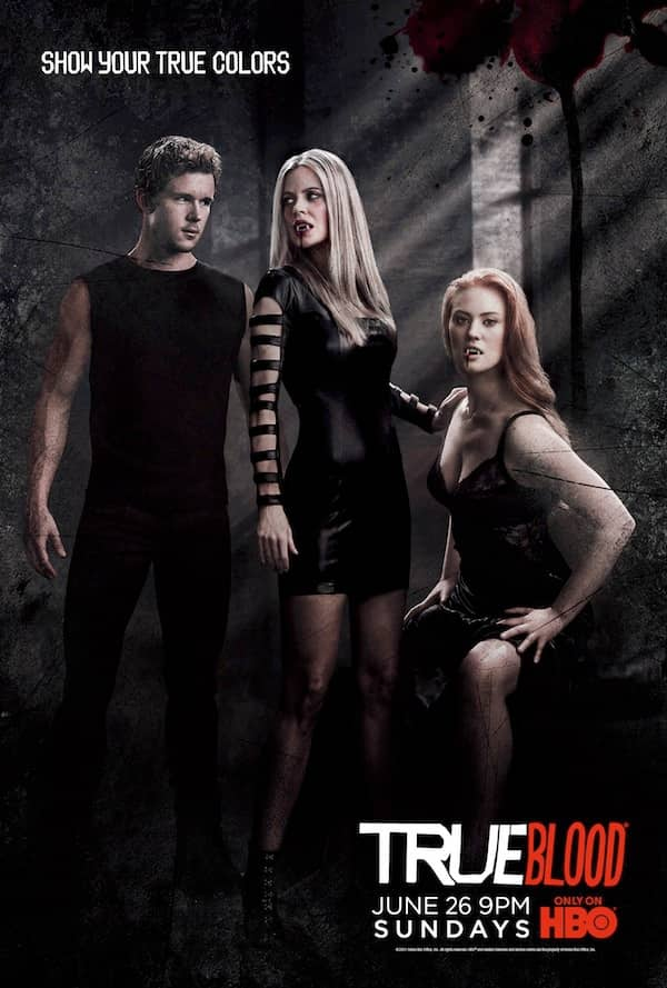 True Blood Season 4 Poster
