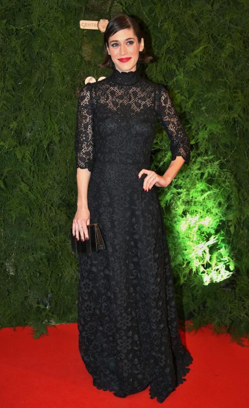 Lizzy Caplan: 2016 Prague Opera Ball