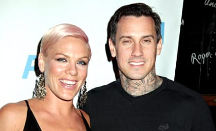 Pamela Anderson, Carey Hart SLAM Ice Bucket Challenge: Why?!