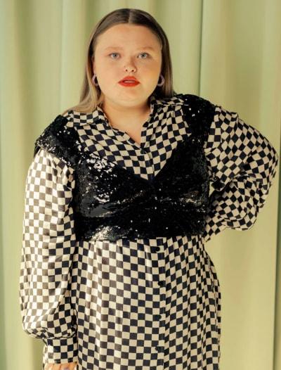Alana Thompson dans Teen Vogue