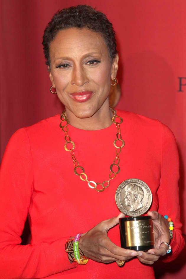 Robin Roberts at Peabody Awards