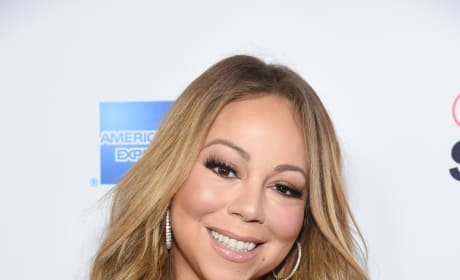 Mariah Carey Smiles